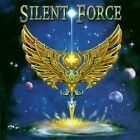 SILENT FORCE - THE EMPIRE OF FUTURE USED - VERY GOOD CD