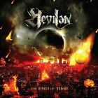 HEVILAN - THE END OF TIME NEW CD