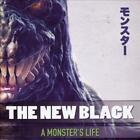 THE NEW BLACK - A MONSTER'S LIFE * NEW CD