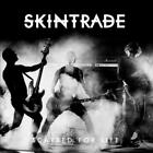 SKINTRADE - SCARRED FOR LIFE NEW CD