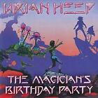 URIAH HEEP - THE MAGICIAN'S BIRTHDAY PARTY NEW CD