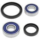 KTM LC4 & LC4-E 400, 1998-2000, Front Wheel Bearings and Seals