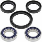 KTM LC4-E 400, 2001, Front Wheel Bearings and Seals