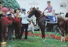 1991 KENTUCKY DERBY WINNER STRIKE THE GOLD POSTER PICTURE