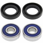 Suzuki RM85, 2002-2016, Front Wheel Bearings and Seals - RM 85, RM85L