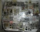 LARGE LOT of CLEAR STAMPS Stamping Letters Travel Sentiments Christmas Month