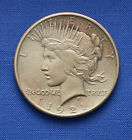1921 Peace Silver Dollar First in series! Key Date! No Reserve.