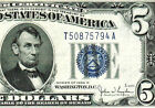 $5 1934D Silver Certificate Blue Seal** MORE CURRENCY FOR SALE**