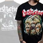 Destruction Release From Agony Metal Punk Rock Band Adult Mens T Tee Shirt