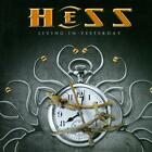 HESS - LIVING IN YESTERDAY USED - VERY GOOD CD