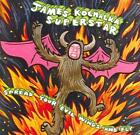 JAMES KOCHALKA SUPERSTAR - SPREAD YOUR EVIL WINGS AND FLY * NEW CD