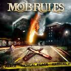 MOB RULES - RADICAL PEACE [LIMITED EDITION] [DIGIPAK] NEW CD
