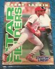 1996 Barry Larkin Cincinnati Reds Unopened Starting Lineup Baseball Card