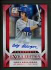 2013 Elite Extra Edition Prospects Cody Bellinger Dodgers RC Rookie AUTO 427 673