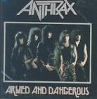 ANTHRAX - ARMED AND DANGEROUS USED - VERY GOOD CD