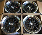 19 ESR SR01 Wheels 19x85 +30 5x1143 For Nissan Maxima Altima Rims Set 4