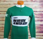 Vintage Rare CYCLING JERSEY Shirt Long Sleeve Dutch Size Adult Medium