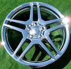 4 NEW Chrome OEM FORGED AMG Mercedes Benz S65 20 inch WHEELS S550 S63 CL550 CL63