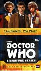 2017 TOPPS DOCTOR WHO SIGNATURE SERIES 8 BOX CASE
