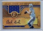 Andrew Luck 2017 Panini Gold Standard Jersey Auto Autograph Card 5