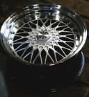 17 ESR SR03 Wheels 17x85 Fits Honda Civic Accord Prelude 5x1143 +30 Rims Set