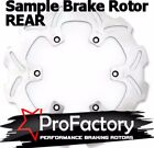 Husaberg FE/FE E/FS FC FX 400-650 REAR Brake Rotor Disc Pro Factory Braking NEW
