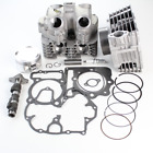 Honda XR400R Cylinder Piston Gasket Head Camshaft Top End Kit 1996-2004