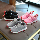 New Kids Boy Girl Sports Shoes Toddler Athletic Casual Tennis Running Sneakers
