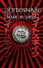WHITESNAKE made in japan  DVD + 2 CD ( SPECIAL EDIT
