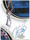 15-16 Immaculate Collection Kevin Durant Autograph INK Auto # 60