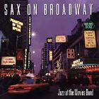 Jazz at the Movies Band : Sax on Broadway CD