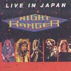 NIGHT RANGER - LIVE IN JAPAN USED - VERY GOOD CD