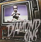 DIAMOND SINS - DEATH PUNK BABY NEW CD