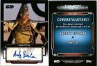 2012 Topps Star Wars Galactic Files Trading Cards 7