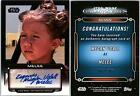 2012 Topps Star Wars Galactic Files Autographs Guide 31