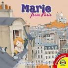 Marie from Paris by Francoise Sabatier-Morel (English) Library Binding Book Free