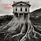 This House Is Not for Sale by Bon Jovi (CD, Nov-2016, Island (Label)) NEW
