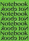 Dot Grid Notebook 1/4 Inch Squares 160 Pages: Notebook Not eBook with Green Cove