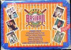 1992 UD UPPER DECK LOW SERIES HOBBY JUMBO SEALED BASEBALL BOX TED WILLIAMS
