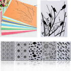 Modern Plastic Embossing Folders for DIY Card Crafts Making Decoration Supplies