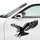 Reflective Eagle Decal Vinyl Car Stickers Auto Door Hood Cover Sticker Exterior