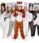 Girls  Boys Animal World Book Day Week Halloween Fancy Dress Costume Outfit
