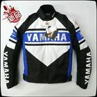 Mens racing jacket YAMAHA Winter automobile race clothing motorcycle clothes