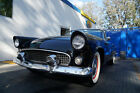1956 Ford Thunderbird Black  White 106995 Miles 312 4BBL 225HP V8 AutomaticConvertible