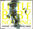 Manic Street Preachers - Little Baby Nothing/Suicide Alley 1997 CD Single +1