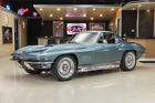 1967 Chevrolet Corvette Pro Touring Corvette GM ZZ454 V8 Crate Engine TKO600 5 Speed Custom Chassis