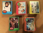 1977 Topps Star Wars Series 1-5 Complete 330 Trading Card Set VG
