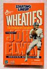 Hasbro 1999 Starting Lineup JOHN ELWAY Wheaties Commemorative Edition SLU