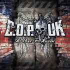 C.O.P. UK - NO PLACE FOR HEAVEN - NEW CD ALBUM