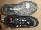 Size 6 Youth Boys Used Heelys Shoes Nice Condition Lots of Tread